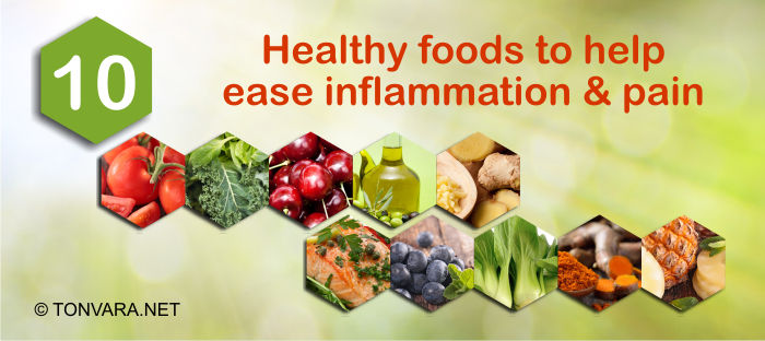 10 natural ways to alleviate inflammation and pain