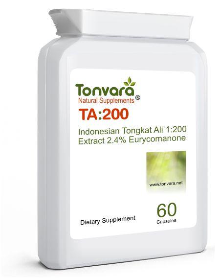 Indonesian Tongkat Ali superior natural testosterone booster