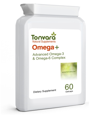 Tonvara Omega+ Unique Combination of Omega-3 & Omega-6