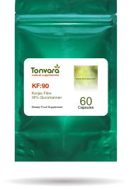 Tonvara KF:90 Konjac Fibre Weight Management Supplement
