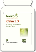 Tonvara For Pets CALM:LD calming formula for large dogs