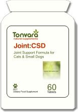 Tonvara For Pets JOINT:CSD joint support for cats & small dogs