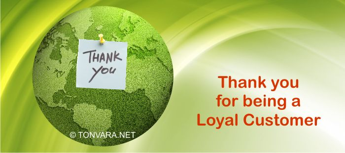 Heading image for information about Tonvara Natural Supplements Loyalty Points discount